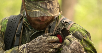 Using a mouth call