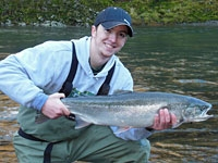 Wilson River winter steelhead! - Oregon Fish and Wildlife-
