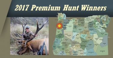 2017 Premium Hunt Winners