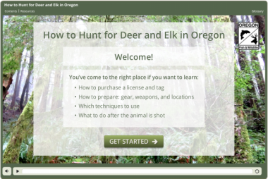 How to Hunt for Deer and Elk in Oregon