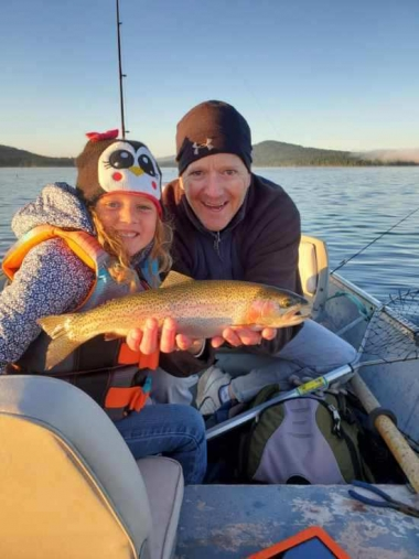 Fishing Report - Central Zone | Oregon Department of Fish & Wildlife