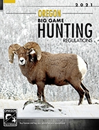 Oregon Big Game Hunting Regulations