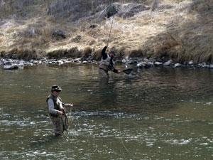Easy angling in the Central Zone | Oregon Department of Fish & Wildlife