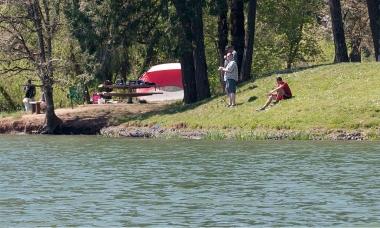 Buying a columbia river basin endorsement oregon for Henry hagg lake fishing