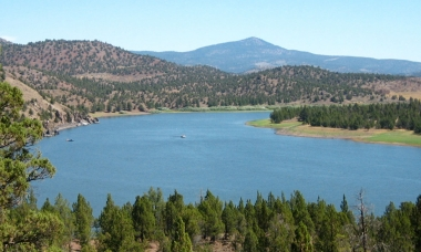 Warmwater fishing in oregon an introduction oregon for Prineville reservoir fishing