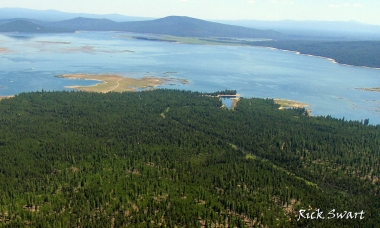 Wickiup Reservoir
