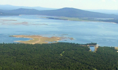 Odfw articles oregon department of fish wildlife for Wickiup reservoir fishing