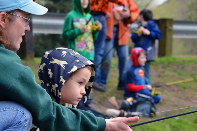 2018 free fishing days and events oregon department of for Free fishing weekend oregon