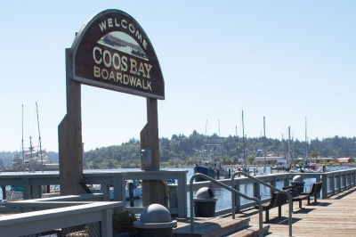 Where to go crabbing clamming coos bay oregon for Coos bay fishing