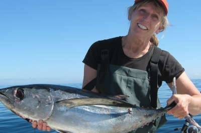 image of tuna angler